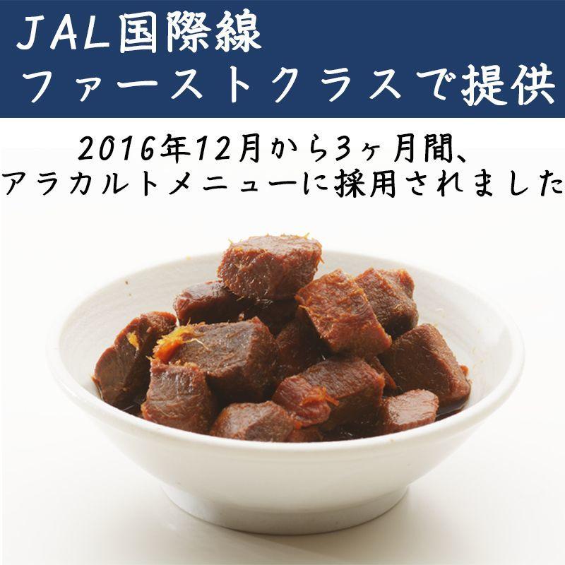 JAL国際線ファーストクラスで提供 2016年12月から3ヶ月間、アラカルトメニューに採用されました。